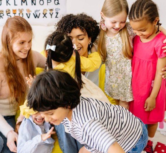 3x Sociale spelletjes voor kinderen #2