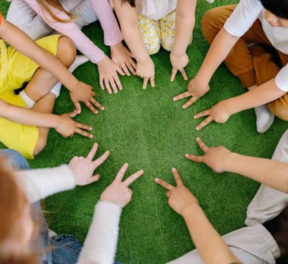 3x Sociale spelletjes voor kinderen #1